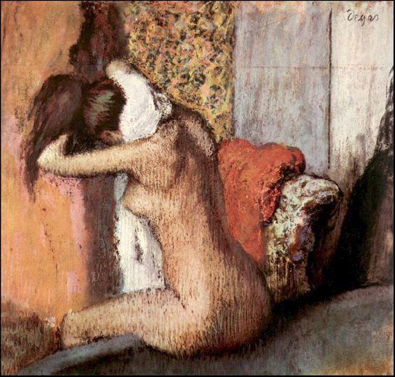 mujer llorando (La traición)