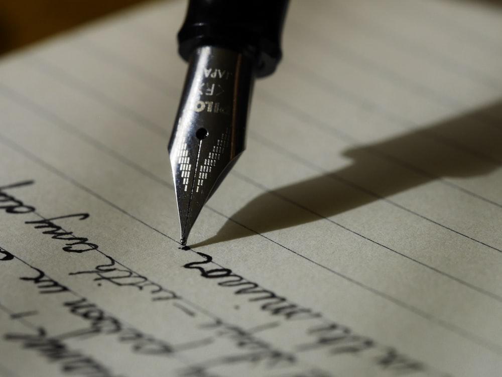 ¿Qué es la escritura?